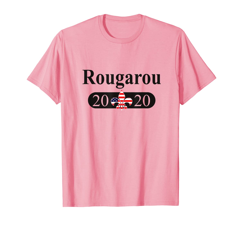 Rougarou Werewolf 2020 Funny Louisiana Political Humor T-Shirt-TH
