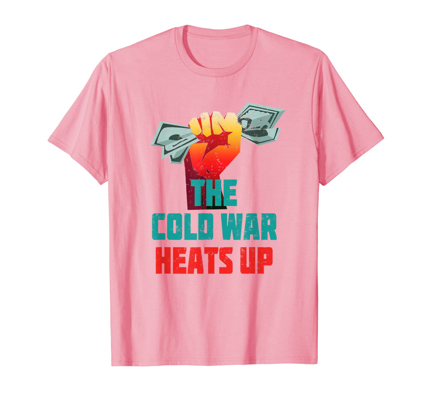 Comrade Detective Cold War Heats Up T-shirt