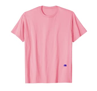 281d4e5a Image Unavailable. Image not available for. Color: Plain Pink T Shirts For  Men ...
