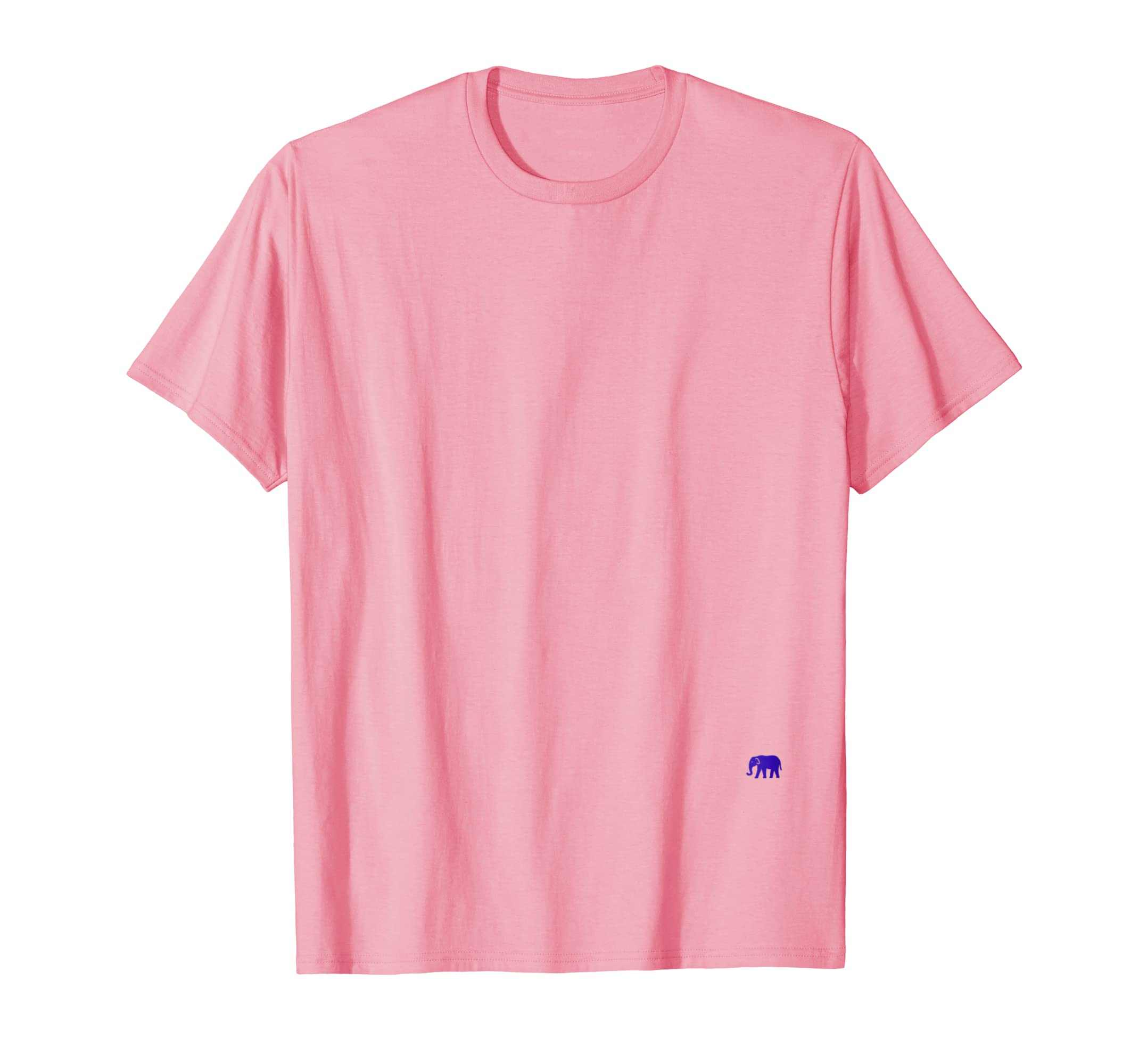 2ecf48e3 Amazon.com: Plain Pink T Shirts For Men, Women, Boys, Girls, Teens: Clothing