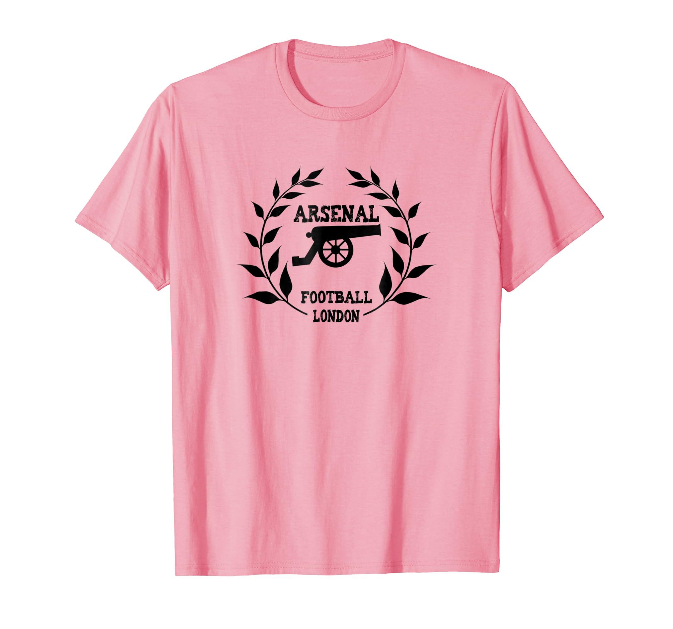reputable site 9d7b4 e4098 Arsenal Soccer Jersey T-shirt London Cannon Black UK ...