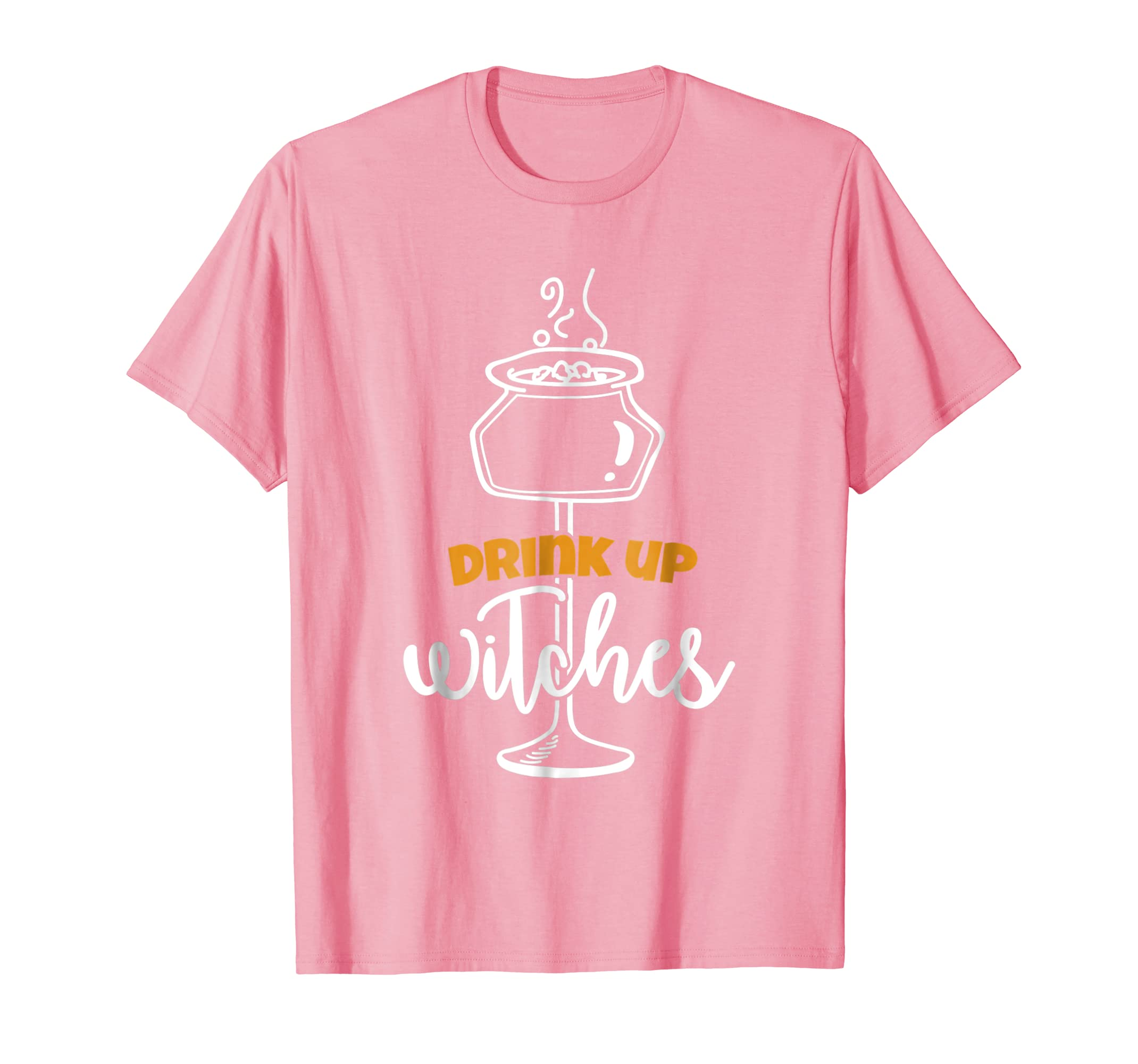 Drink Up Witches Shirt Halloween Costume Gift Shirt-ANZ