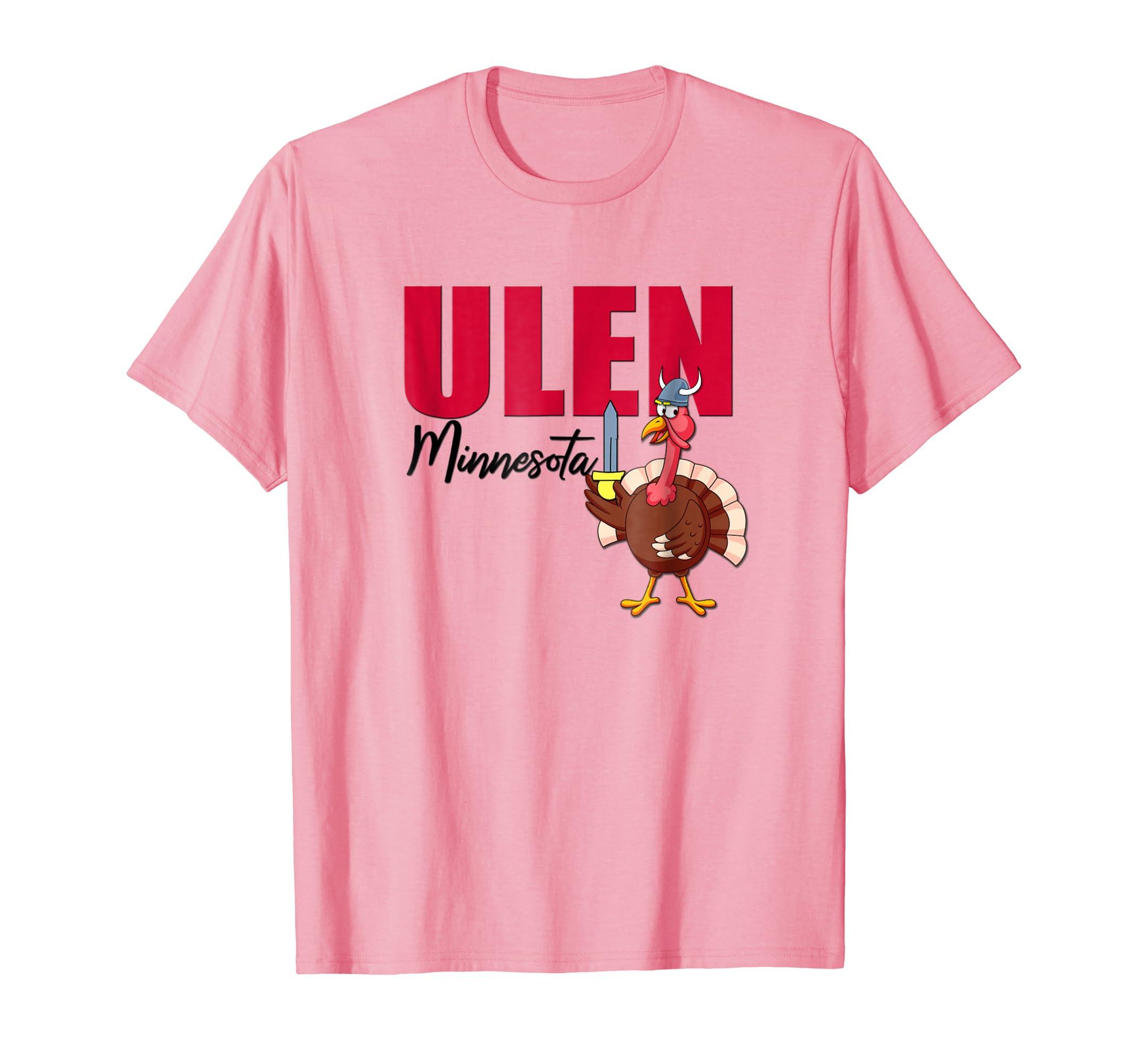 Amazon.com  Ulen Minnesota Funny Viking Turkey Barbeque T-Shirt  Clothing 5d5c9e409