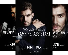 The Librarian's Vampire Assistant (4 Book Series)