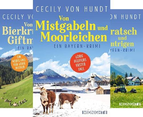 Lorie Pfeffer ermittelt (Reihe in 3 Bänden)