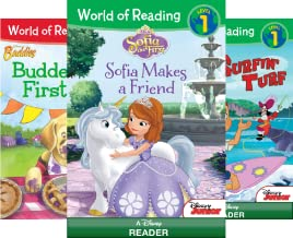 World of Reading (eBook) (21 Book Series)
