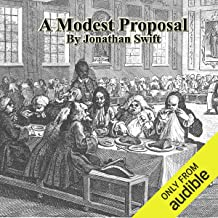 a modest proposal jonathan swift audio