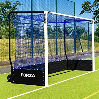 FORZA FIH Championship Field Hockey Goal – Full Sized Weatherproof Aluminum Field Hockey Goal with Puncture Proof Wheels [...