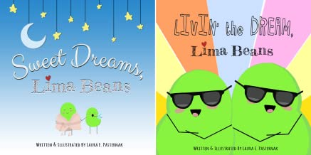 The Secret Life of Beans (2 Book Series)