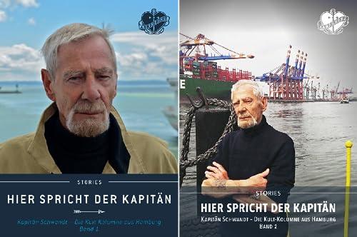 Hier spricht der Kapitän (Reihe in 2 Bänden)