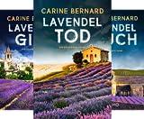 Die Lavendel-Morde (Reihe in 3 Bänden)