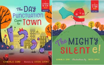 Language is Fun! (2 Book Series)
