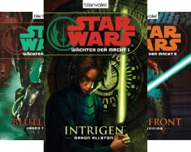 Star Wars Wächter der Macht (Reihe in 9 Bänden)