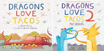 Dragons Love Tacos (2 Book Series)