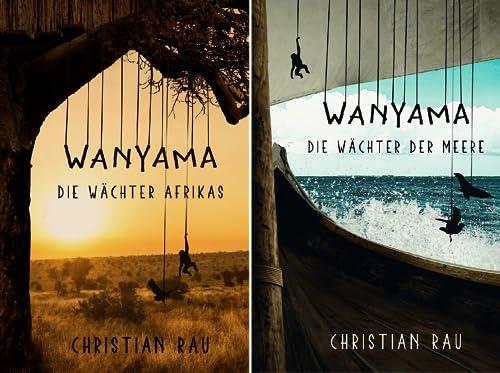 Wanyama (Reihe in 2 Bänden)