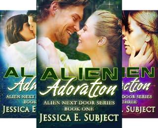 Alien Next Door (3 Book Series)