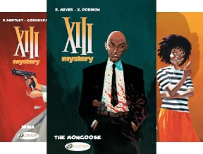 XIII Mystery (9 Book Series)