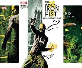 Immortal Iron Fist (2006-2009) (5 Book Series)