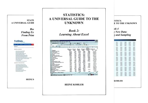 STATISTICS: A UNIVERSAL GUIDE TO THE UNKNOWN (21 Book Series)