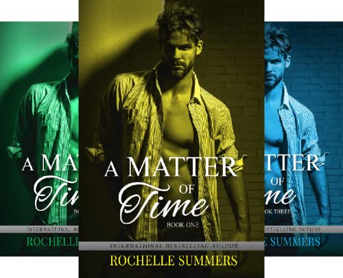 A Matter of Time (4 Book Series)