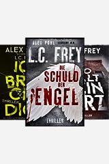 Leipzig-Thriller (Reihe in 3 Bänden) Kindle Edition