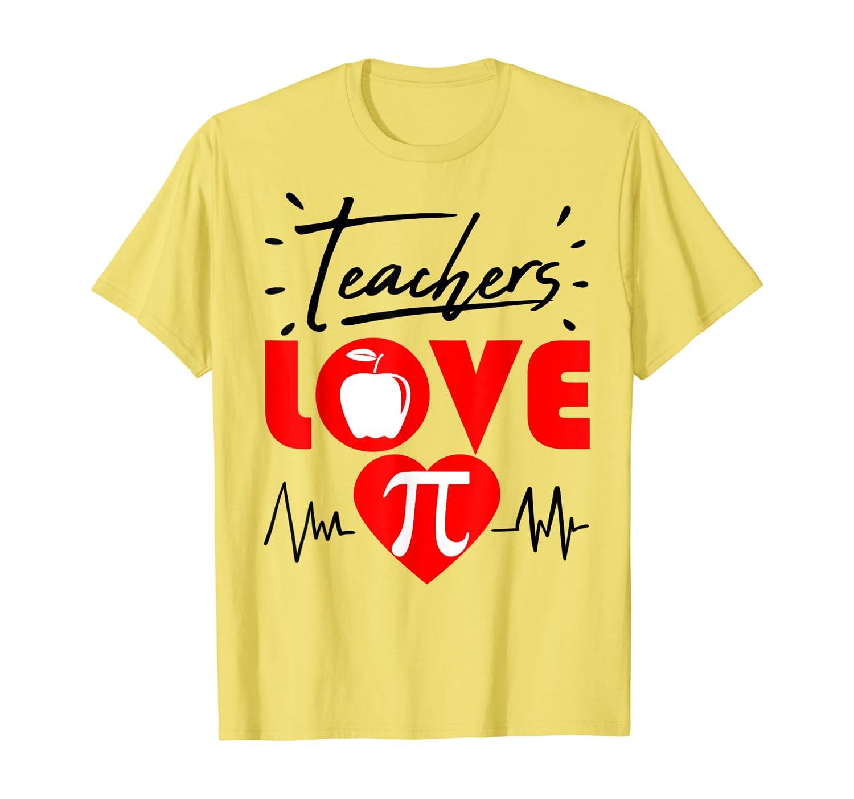 Math Teacher Pi Day Science Funny Thank You Gag Gift 2020 T-Shirt