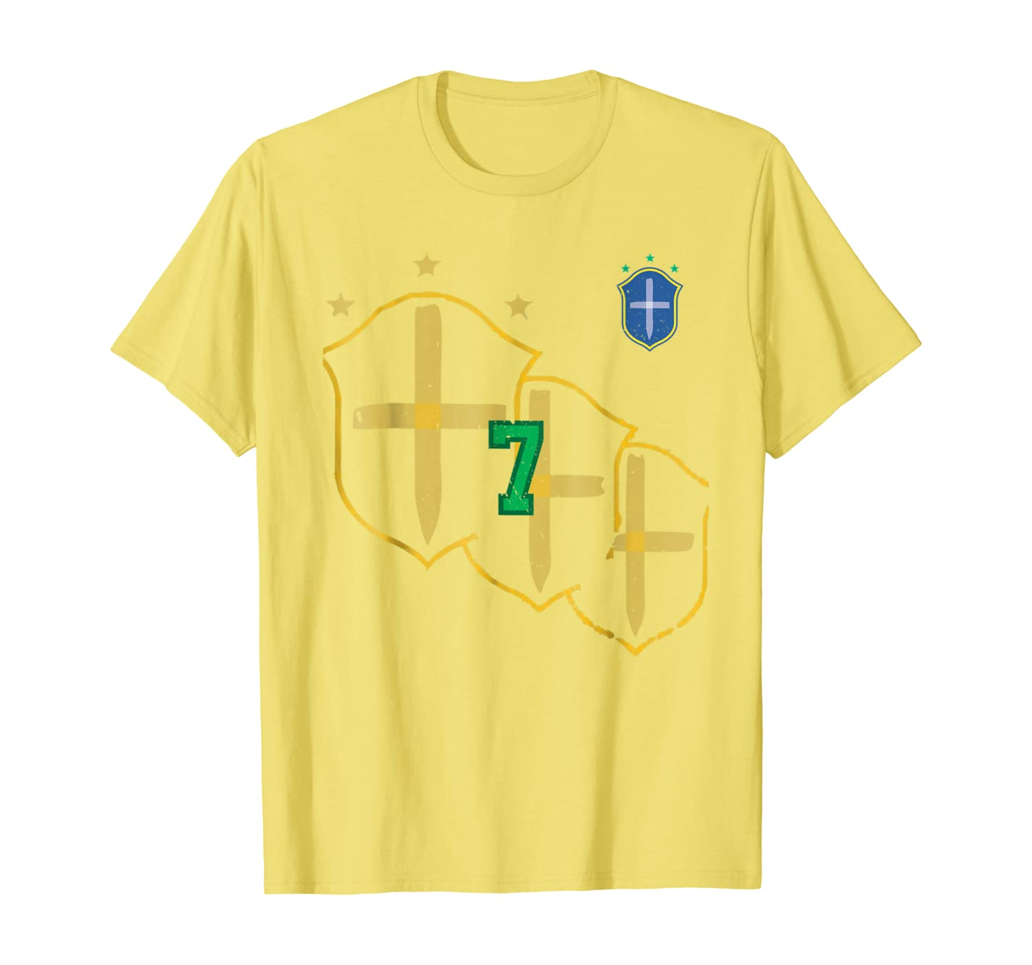 The Best Brazil 2018 Home World Cup Jersey