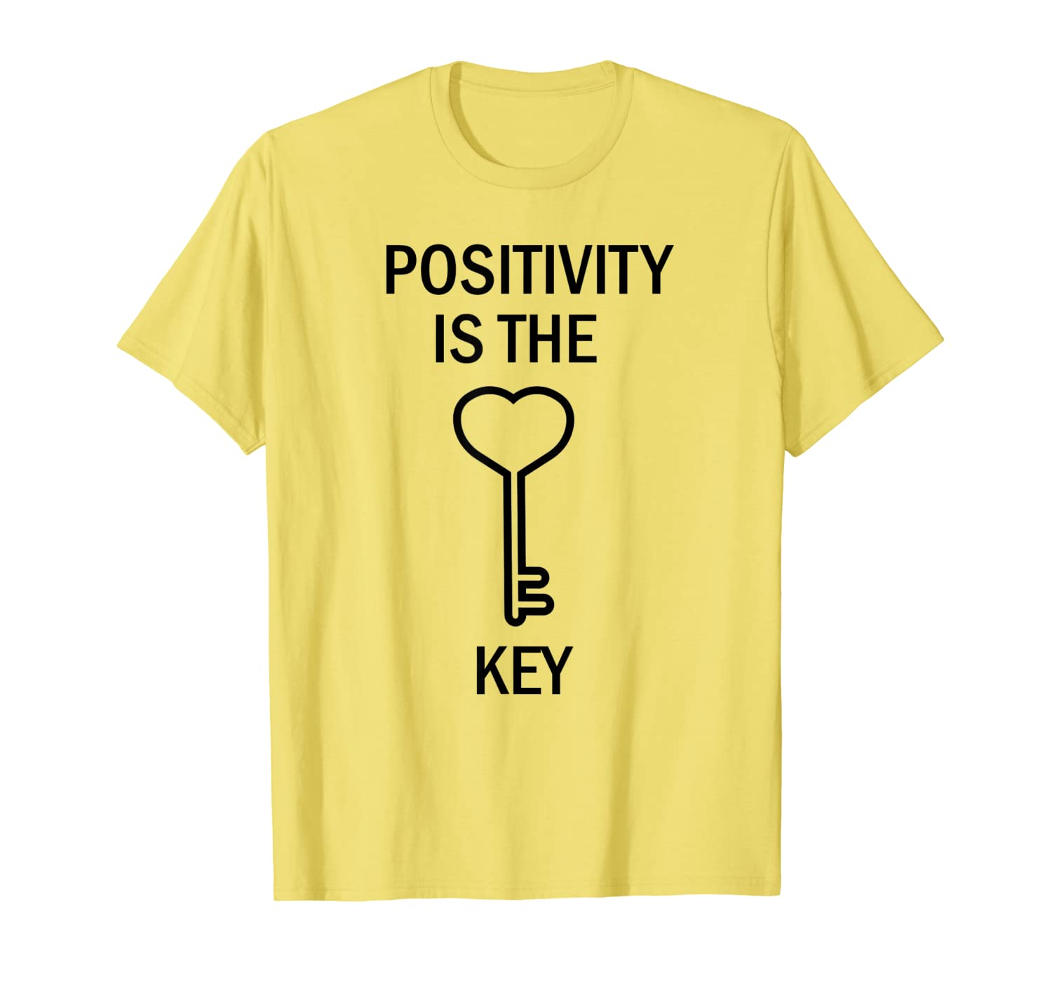 Autism positivity is the key mens womens kids positive T-Shirt