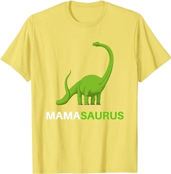 Mamasaurus T-Shirt Dinosaur Mama Shirt Mama Saurus Shirt Dinosaur Mom Shirt Gift for Mom Mother/'s Day Gift Mama Birthday Mama Shirt