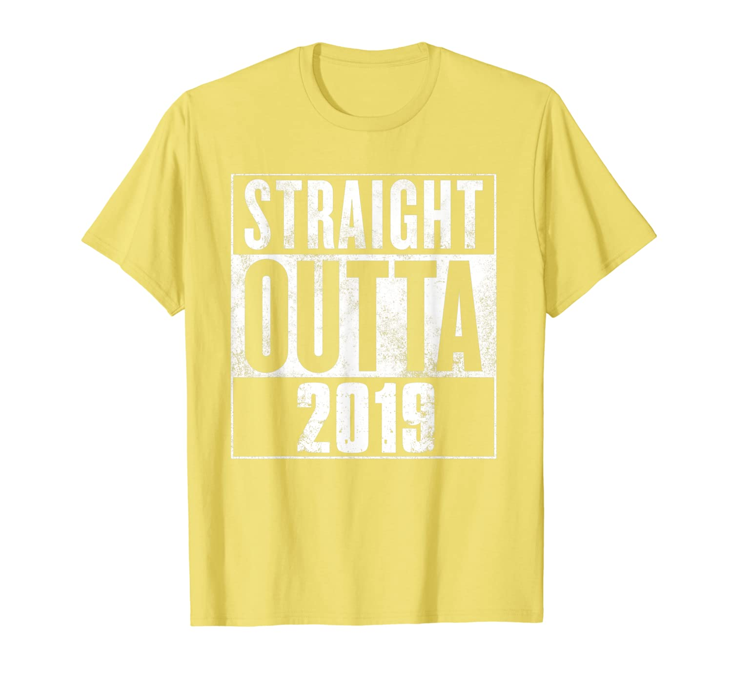 New Years Eve, Silvester, Straight, outta 2019, funny,saying T-Shirt