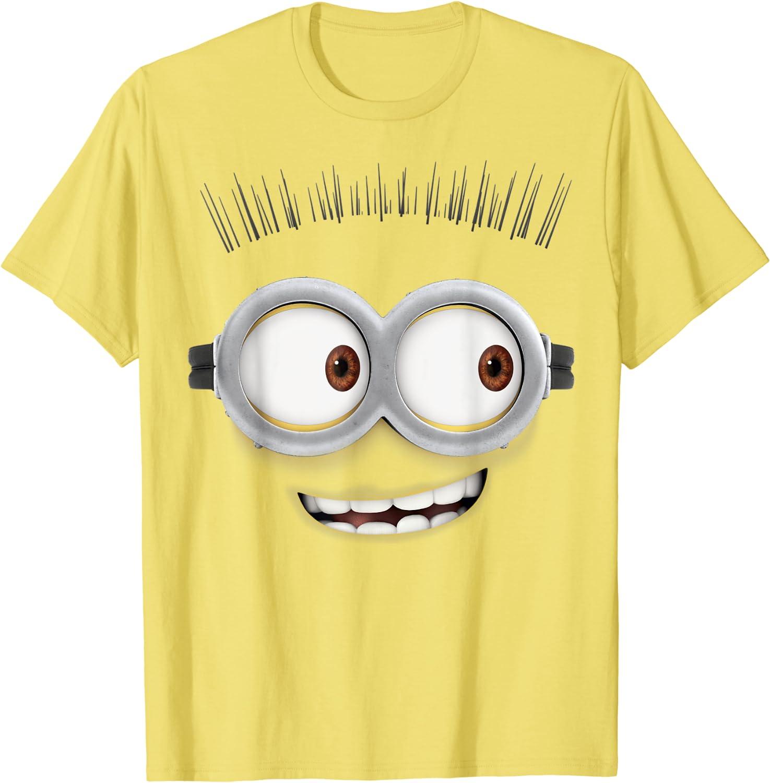 Despicable Me Minions Tom Big Smile Graphic T-Shirt