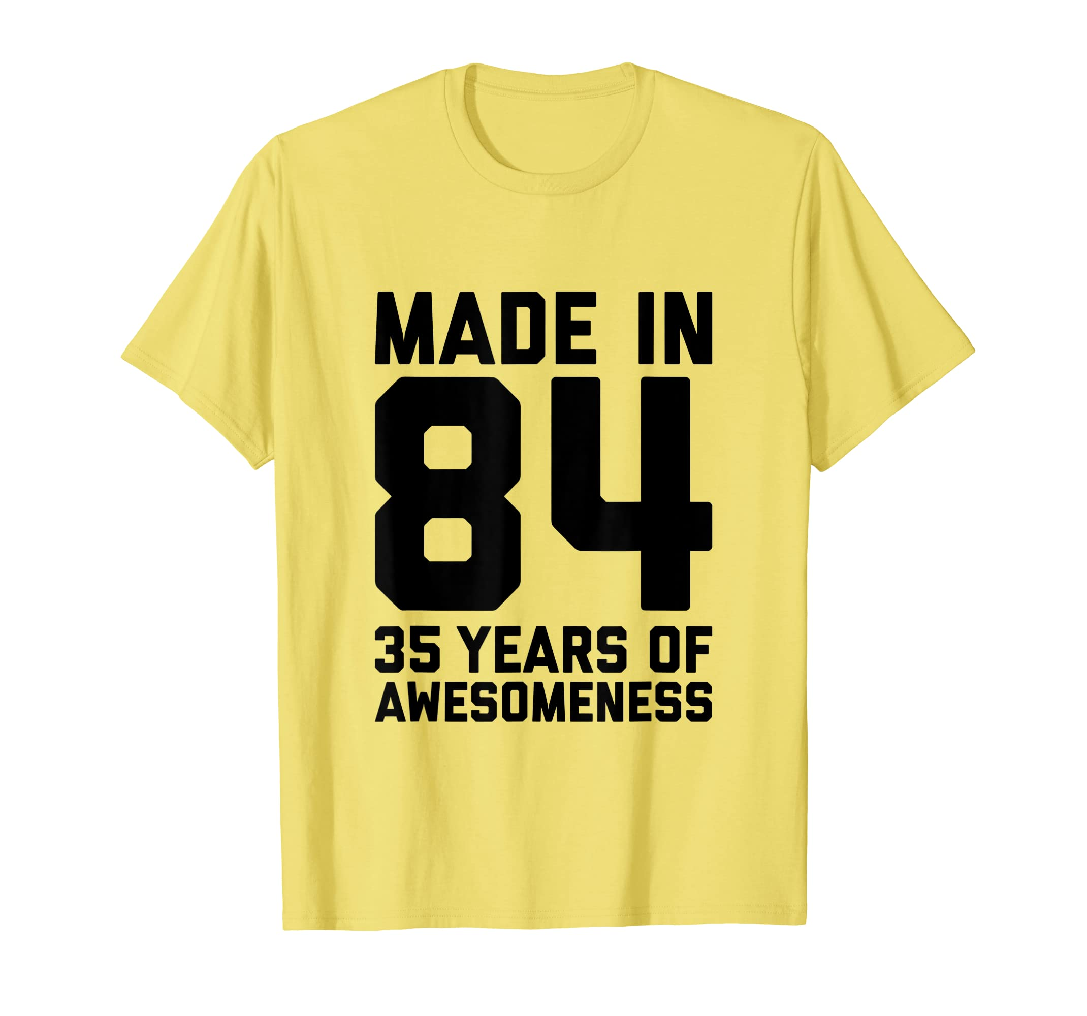 Amazon 35th Birthday Shirt Women 35 Year Old Men Gifts Thirty Five Clothing