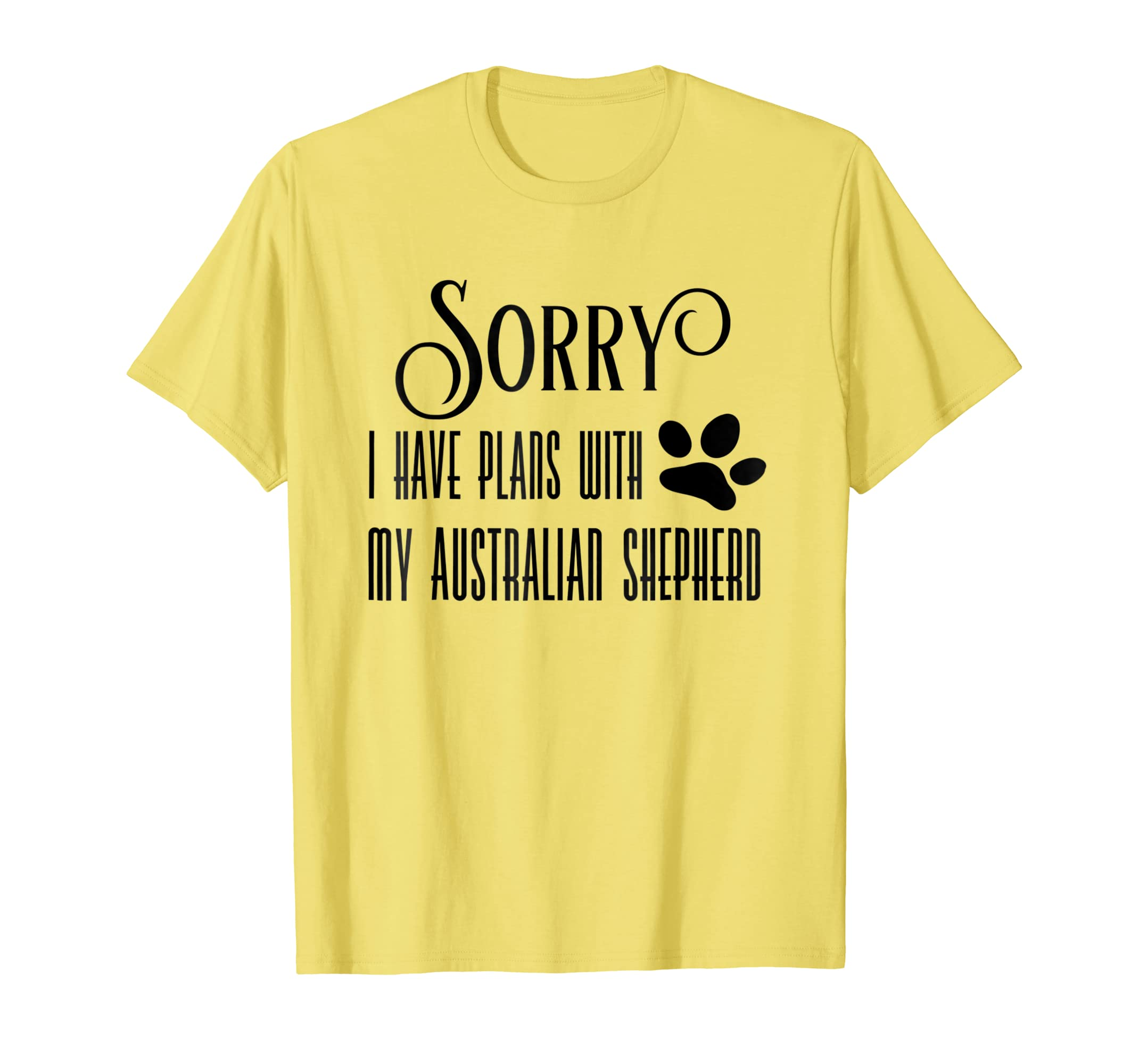 Aussie Shepherd TShirt for Australian Dog T-Shirt-AZP
