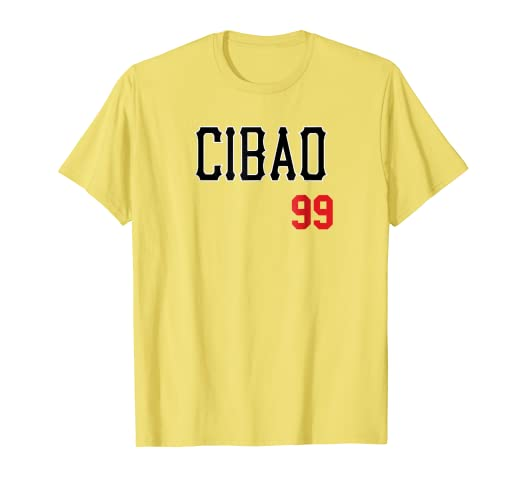 Cibao Baseball Jersey T-Shirt Camisa Beisbol Dominicana