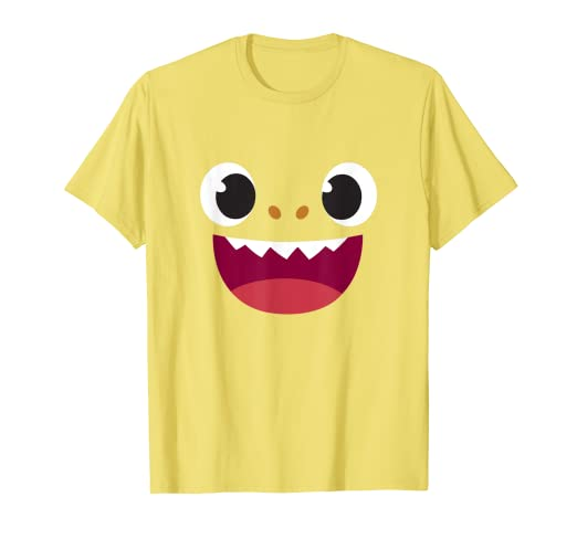 d6f259ee9 Image Unavailable. Image not available for. Color: Pinkfong Baby Shark t- shirt