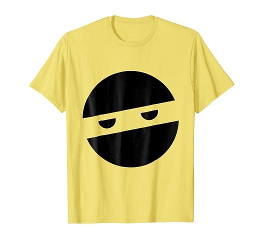 Amazon.com: Kids Ninja Emoji T-Shirt / Cool Ninja Gift ...
