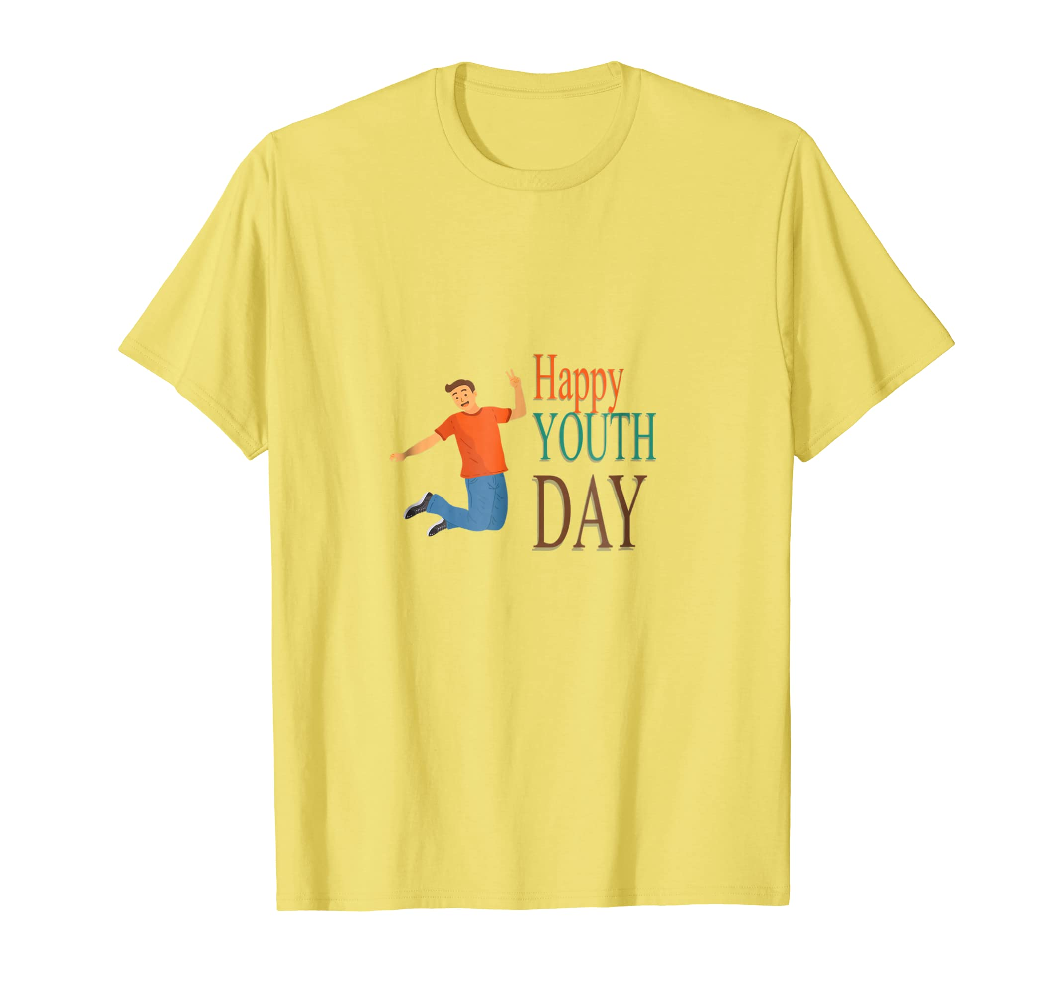 'Happy friendship day 2018 Friend' Friendship Day Gift Shirt-AZP