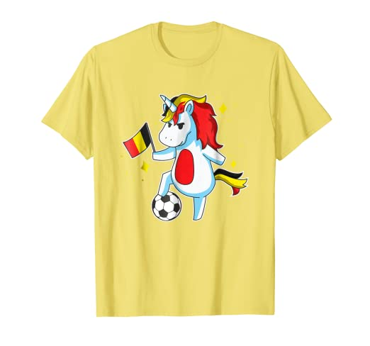 01b9bb6ca Image Unavailable. Image not available for. Color  Soccer Unicorn Belgium  Jersey Shirt Belgian Football Gift