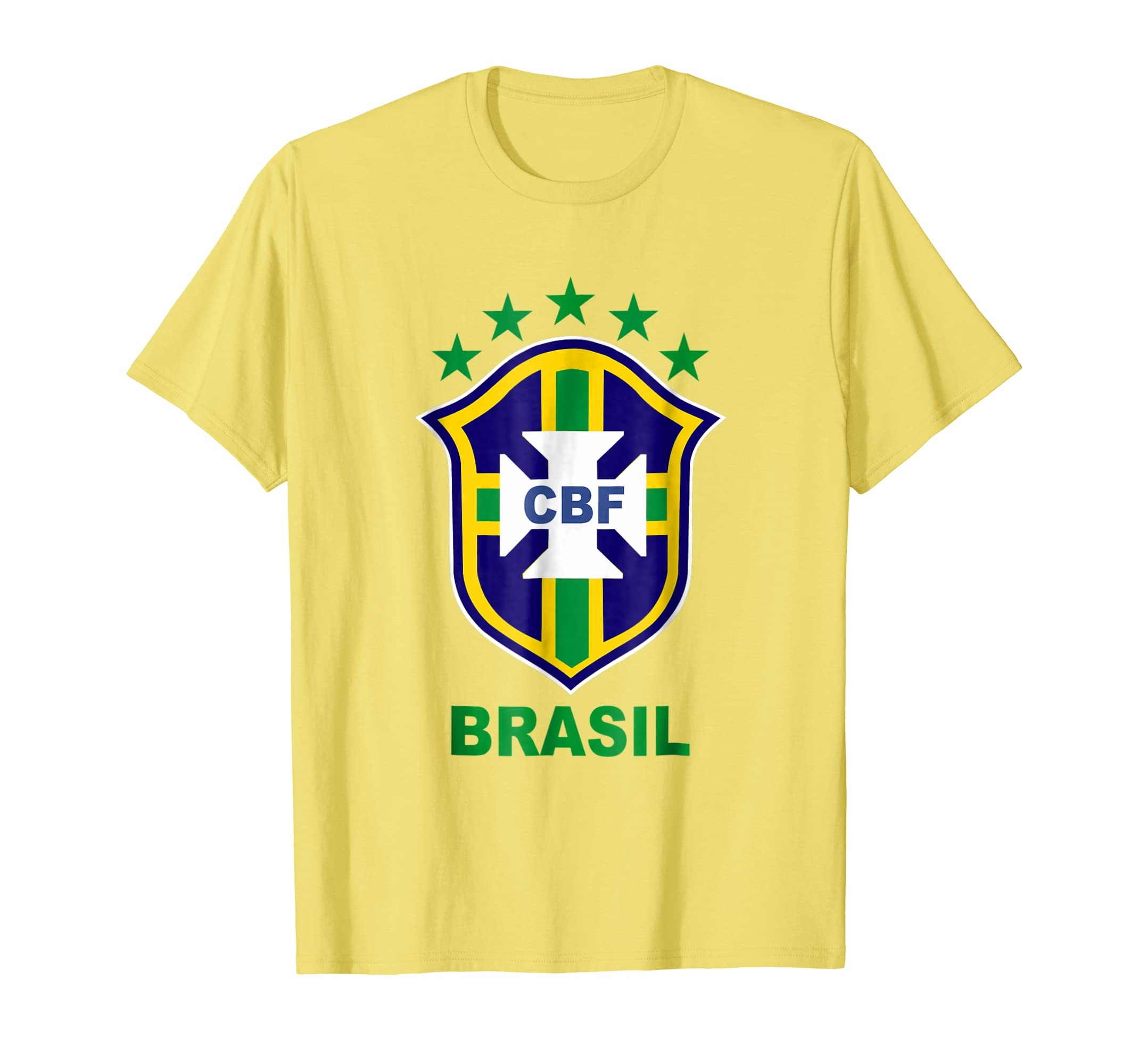 Amazon.com: Brasil, Copa Do Mundo, Russia 2018 tshirt - Camiseta Futebol: Clothing