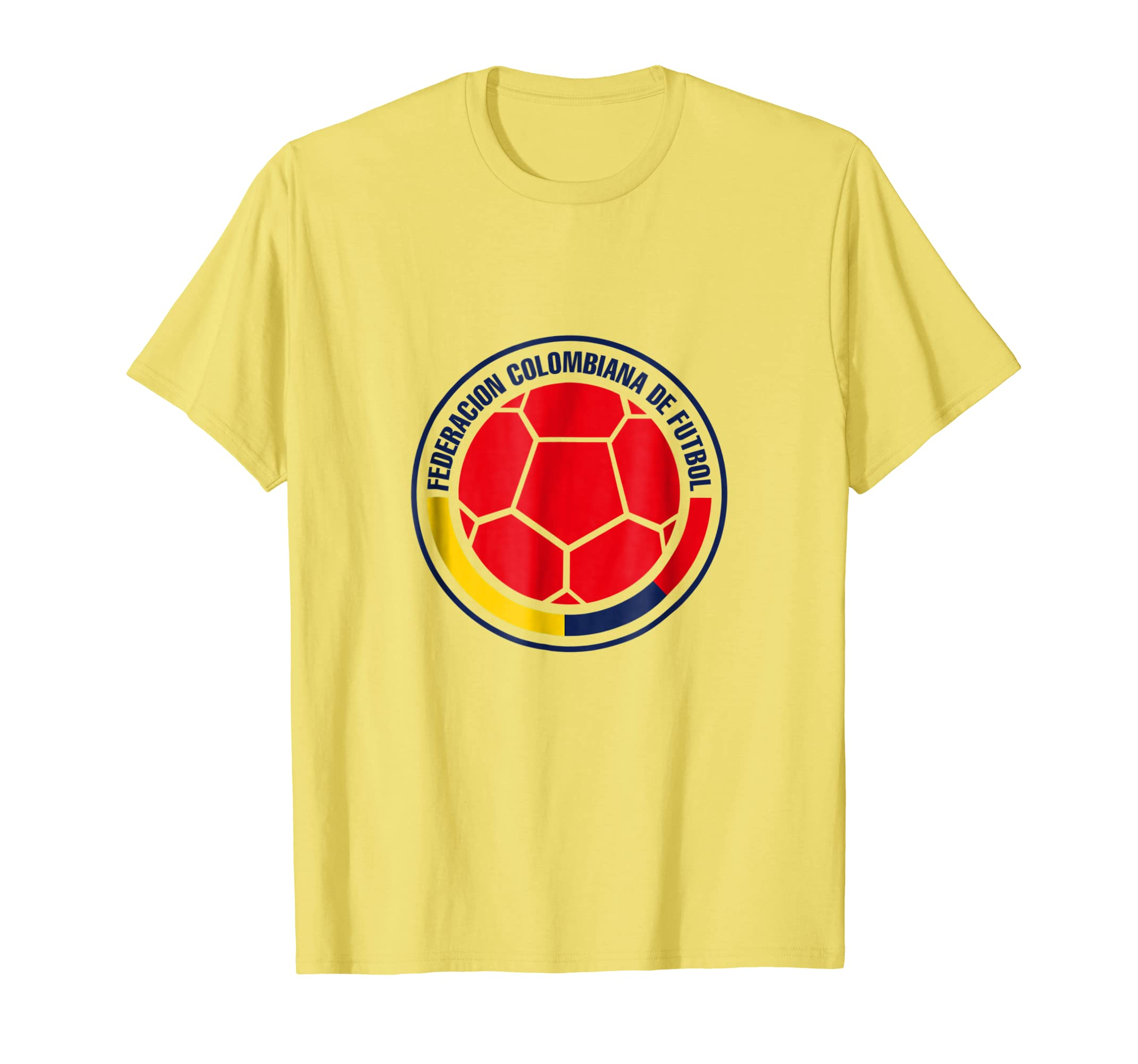 Amazon.com: Seleccion Colombia Futbol Mundial Camiseta TShirt Jersey: Clothing
