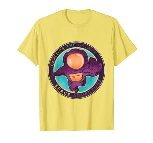Astronaut Science Explore The Galaxy Space Adventure Gift T-Shirt