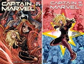 Captain Marvel (2 Book Series)