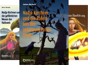 Nadja-Kirchner-Fantasy-Reihe (Reihe in 3 Bänden)