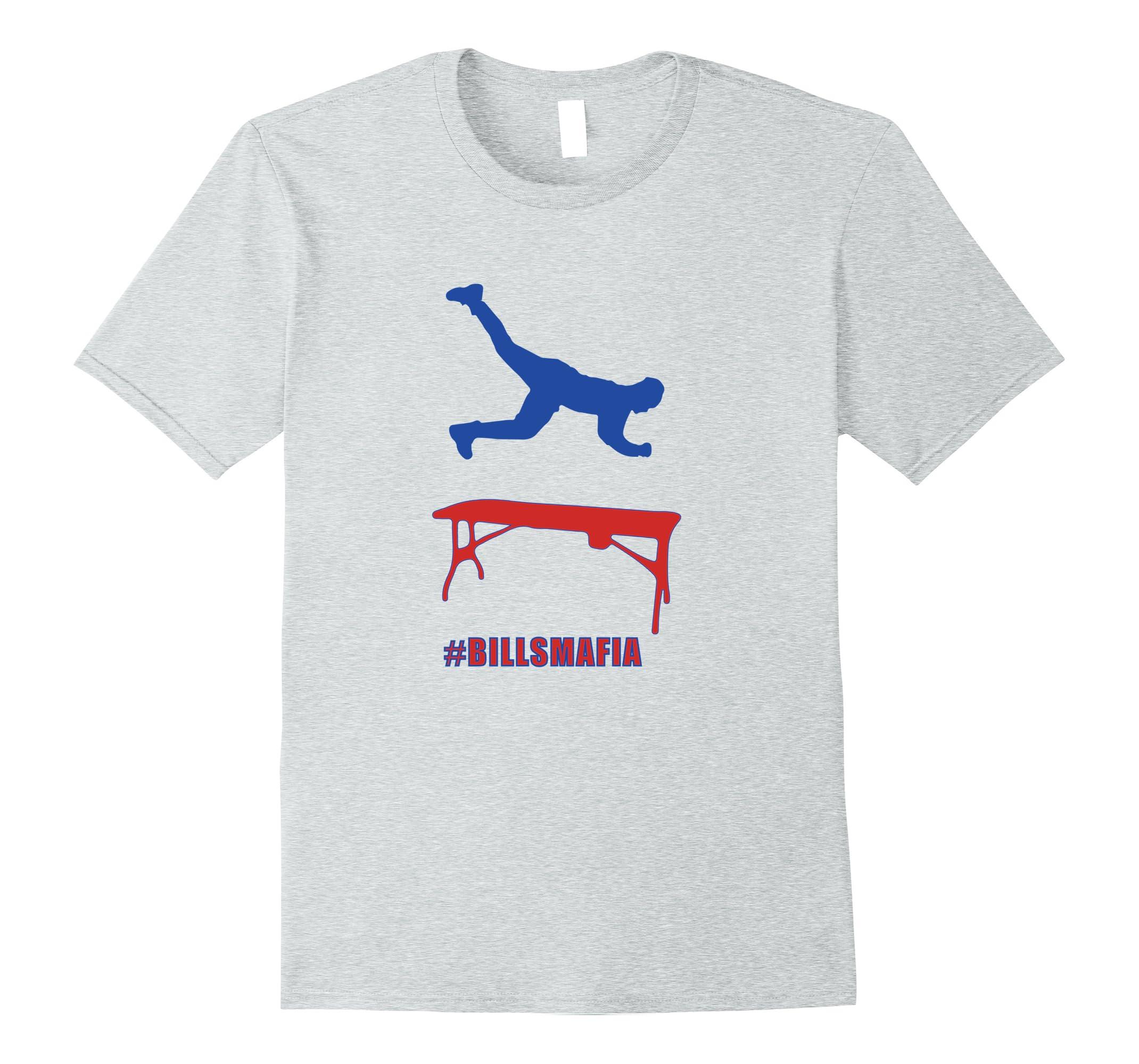 Bills Mafia Football T-Shirt-ah my shirt one gift