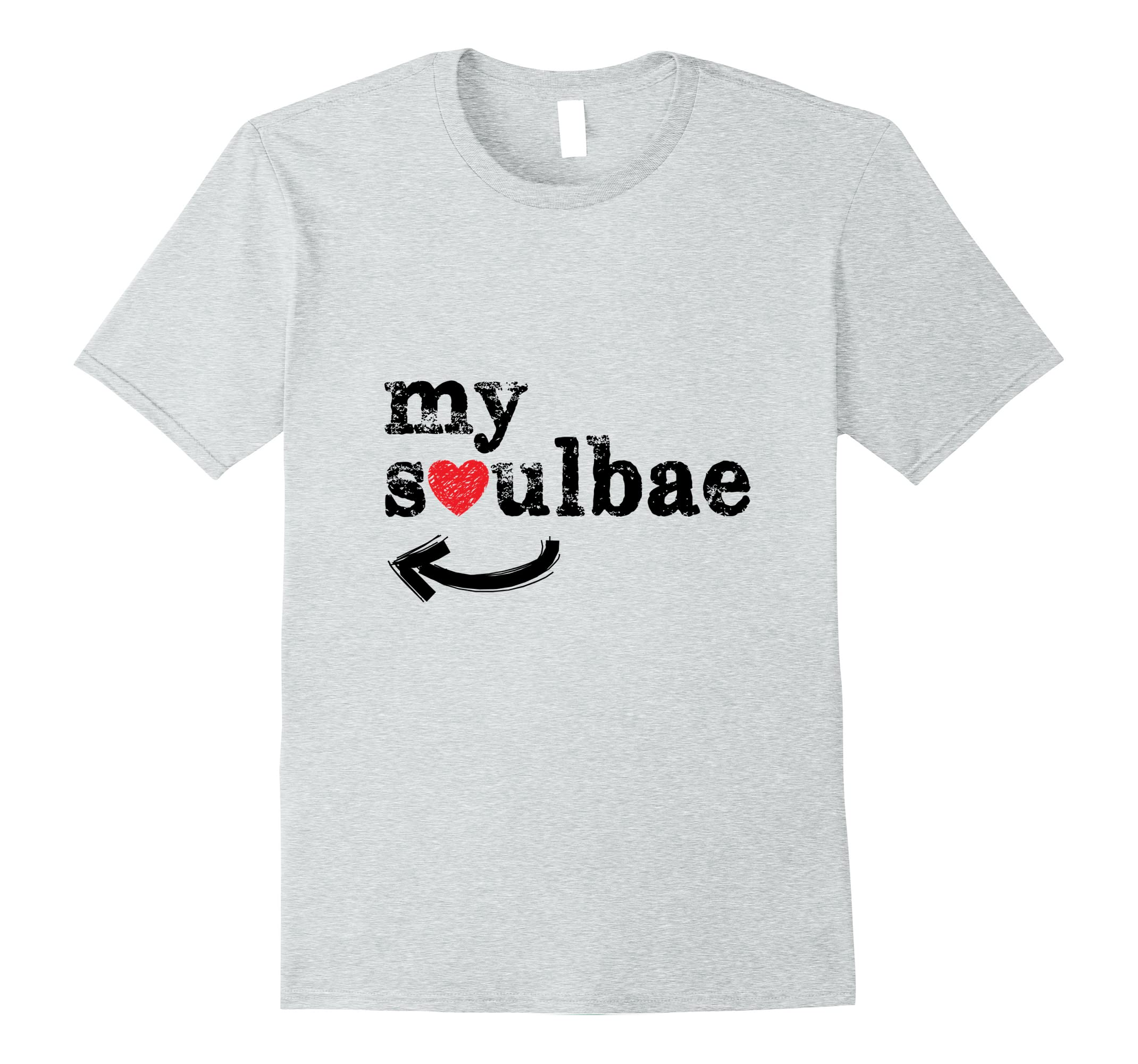 23a8e4c5b My Soulbae Valentine's Day T-Shirt Soulmate Couples, Left-RT ...