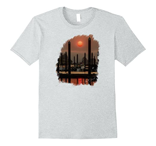 Smokey Sunrise Standard T-Shirt