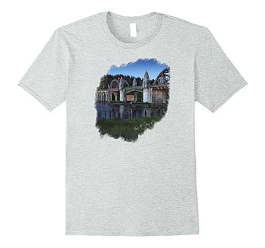 Siuslaw Bridge Standard T-Shirt