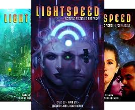 Lightspeed Magazine (51-100) (50 Book Series)