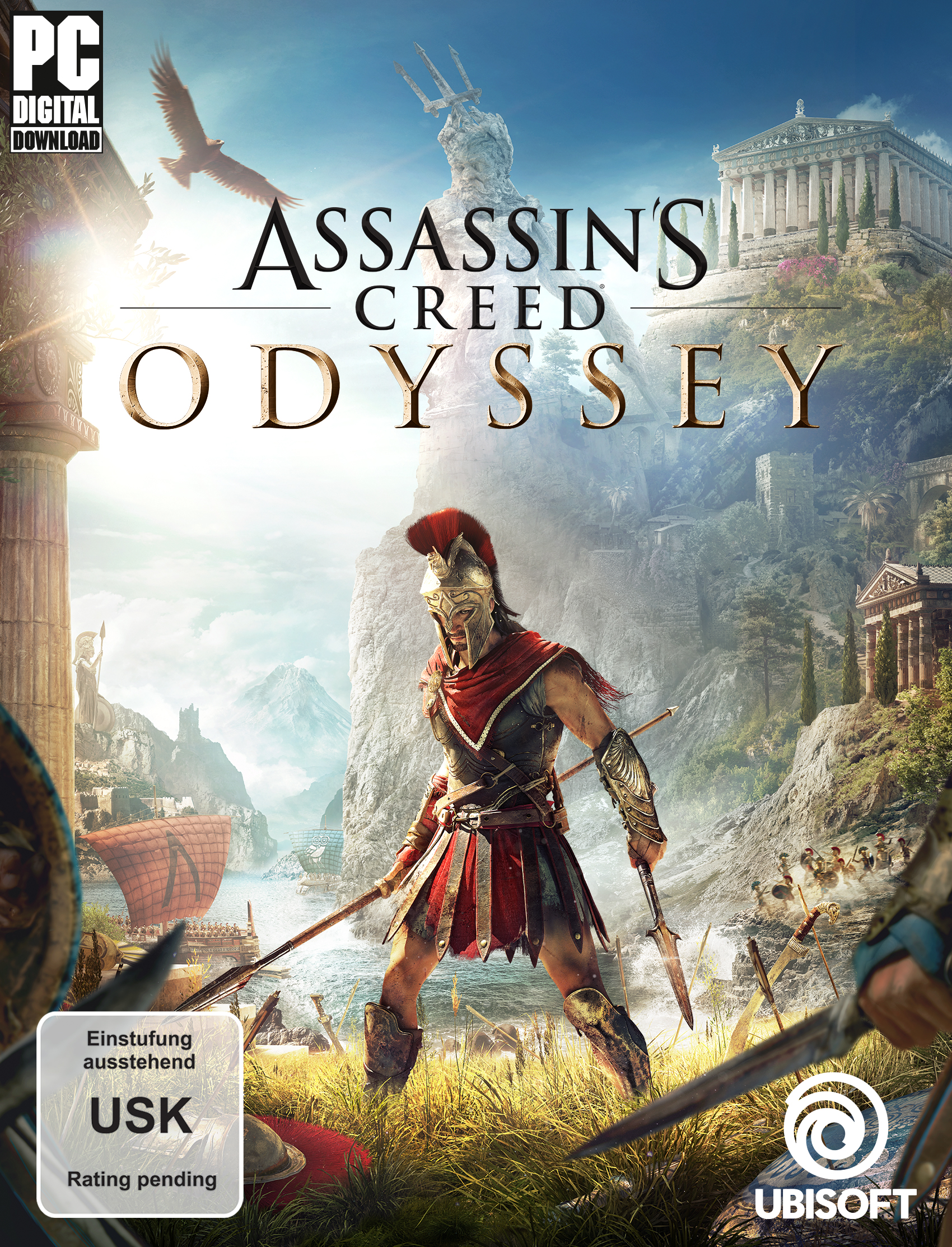 Assassin's Creed Odyssey [PC Code - Ubisoft Connect]