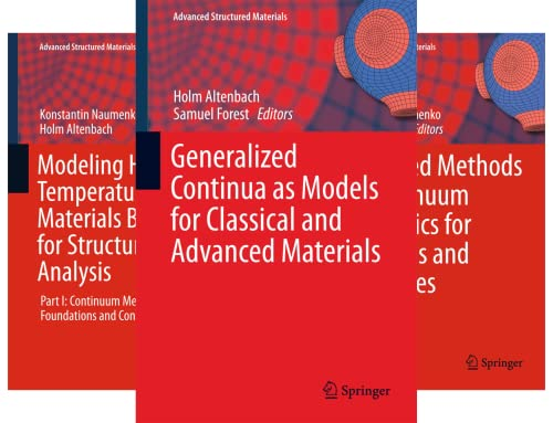 Advanced Structured Materials (51-100) (50 Book Series)